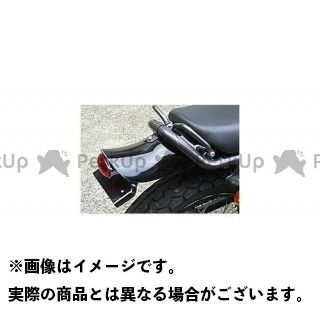 オスカー グラストラッカー リアフェンダー・ディープ グラストラッカー カラー:黒ゲル OSCAR