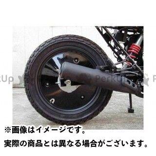 オスカー FTR223 リアホイールキャップ 黒ゲル ホンダFTR用 OSCAR
