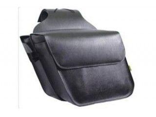 ケンテック KENTEC ツーリング用バッグ サドルバッグ サドルバッグステー付(ラプトル・フリートサイドスラント) シャドウ400(~08)、750(~03)