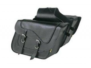 ケンテック KENTEC ツーリング用バッグ サドルバッグ サドルバッグステー付(ブレイド・フリートサイドスラント) DS11/DSC11