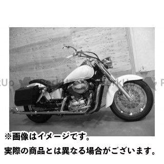 【無料雑誌付き】ケンテック シャドウ400 シャドウ400(-08) クラシック2IN1マフラー(ゴードン) KENTEC