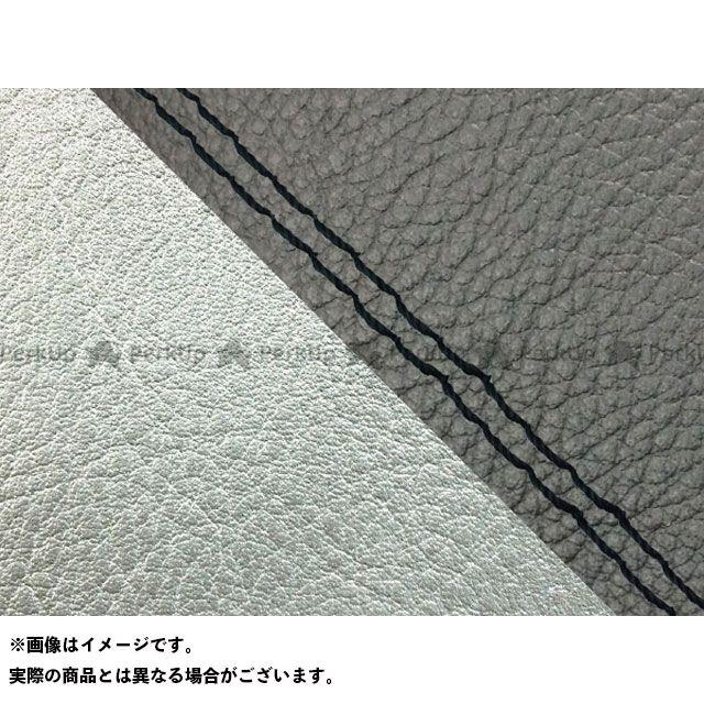グロンドマン W650 W650(99年 EJ650A1/C1) 国産シートカバー 張替 黒 ライン:シルバーライン 仕様:黒ダブルステッチ Grondement
