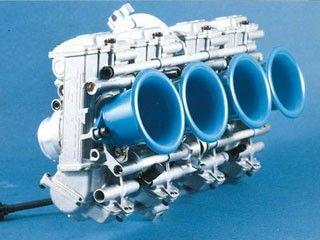 送料無料 ケーヒン FZR1000 キャブレター関連パーツ FCRキャブレター ダウンドラフトタイプ(41mm)