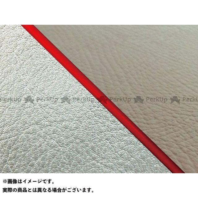 【エントリーで最大P23倍】グロンドマン W650 W650(99年 EJ650A1/C1) 国産シートカバー 張替 茶色 ライン:シルバーライン 仕様:赤パイピング Grondement