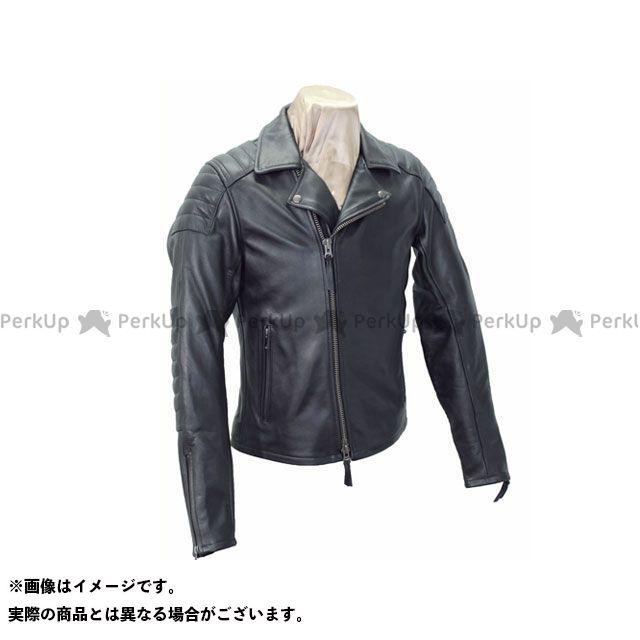 KADOYA カドヤ ジャケット K'S LEATHER No.1174 TWR-PADDED ダブルライダース(ブラック) LL