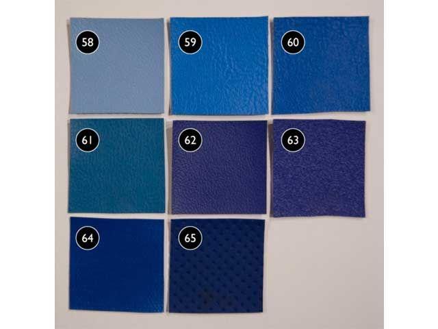 モーターロック 汎用 シート関連パーツ 69シート Blue No.58 Type3