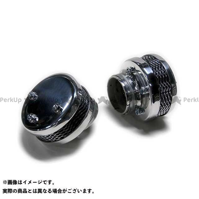 モーターロック オールドタイプエアクリーナー サイズ:φ52 適合車種:SR400/500(01-08)用 Motor Rock