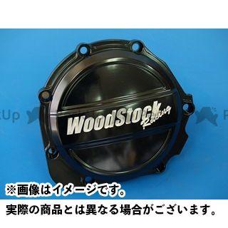ウッドストック ニンジャ900 ZRX1100 ZRX1200R パルサーカバー Aタイプ カラー:ブラック WOODSTOCK