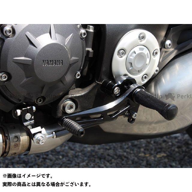 【エントリーで更にP5倍】ウッドストック VMAX バックステップキット(オールブラック) WOODSTOCK