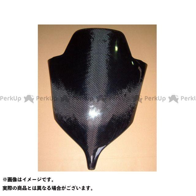 弥生 TMAX500 フロントマスク2 カーボン