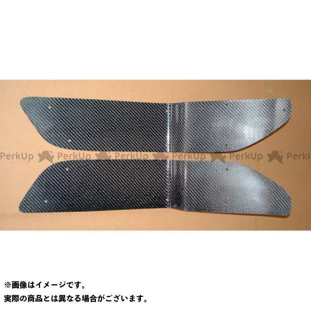 弥生 TMAX500 デッキパネル 素材:シルバーカーボン ヤヨイ