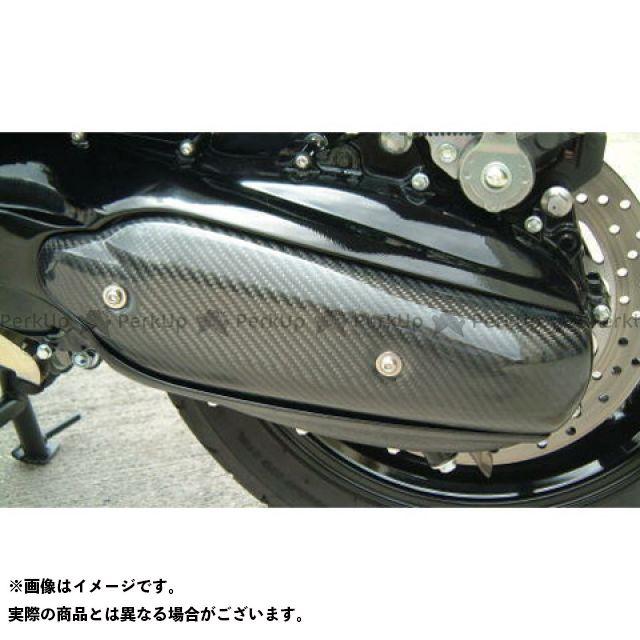 弥生 TMAX500 ギアーケースカバータイプ1 素材:シルバーカーボン ヤヨイ