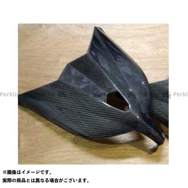 弥生 TMAX530 カウル・エアロ フロントフェイス1 カーボン