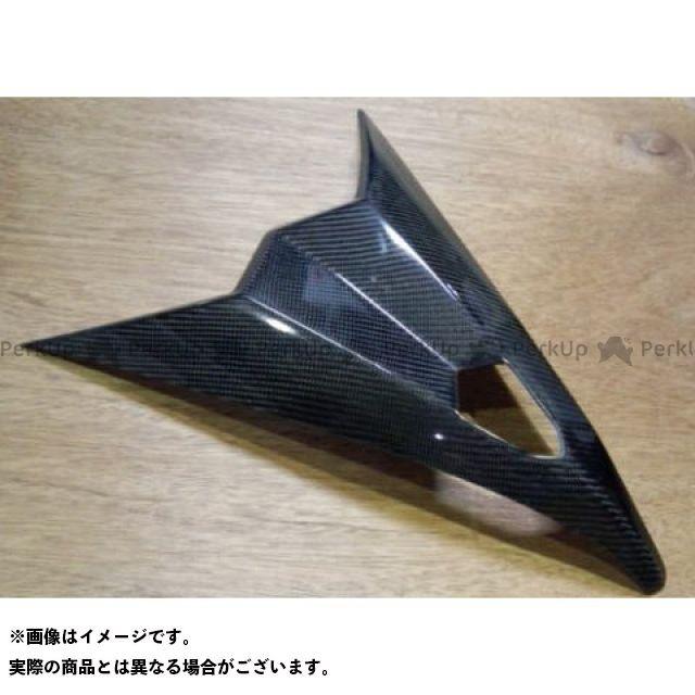 弥生 TMAX530 フロントフェイス3 素材:シルバーカーボン ヤヨイ