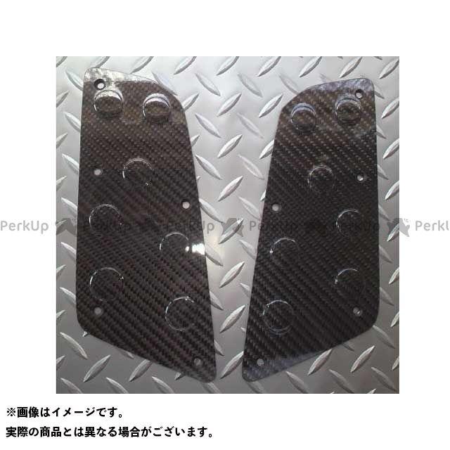 弥生 TMAX530 デッキパネル タイプ1-2 素材:カーボン ヤヨイ