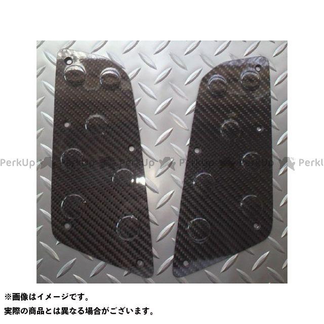 弥生 TMAX530 デッキパネル タイプ1-2 素材:シルバーカーボン ヤヨイ