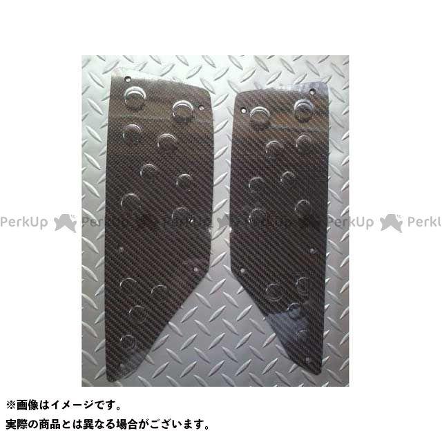弥生 TMAX530 デッキパネル タイプ2-2 素材:カーボン ヤヨイ