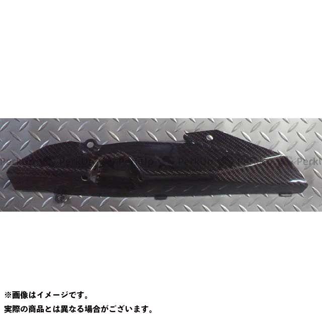 弥生 TMAX530 ベルトカバー D/下 素材:カーボン ヤヨイ