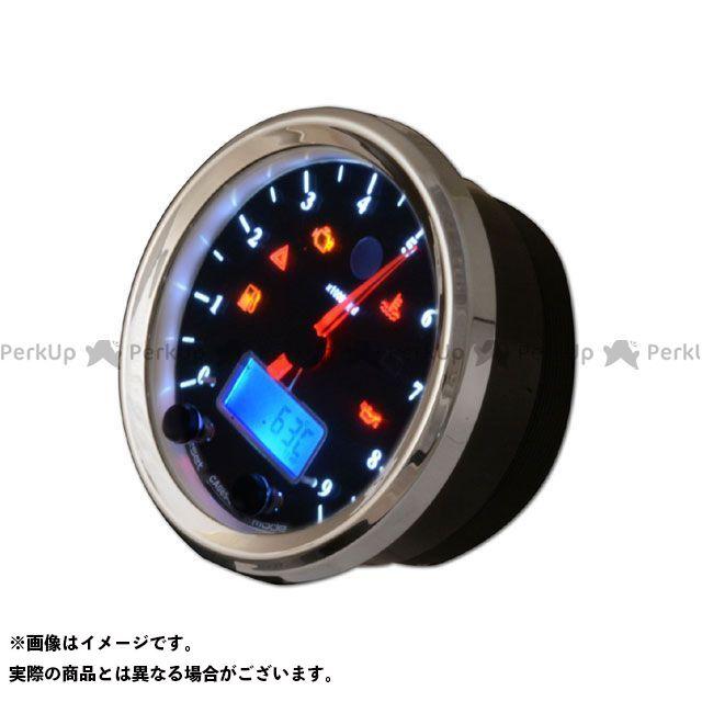 エースウェル 汎用 CA085-452 多機能デジタルメーター 9000rpm カラー:ブラックパネル ACE WELL