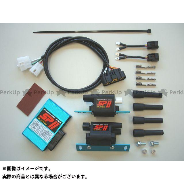 ASウオタニ CBX400F CBX550F CDI・リミッターカット SPIIフルパワーキット H.CBX400F