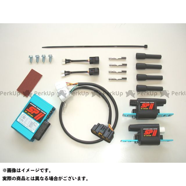 ASウオタニ CBR400F CBR400Fエンデュランス CBR400Fフォーミュラ3 CDI・リミッターカット SPIIフルパワーキット H.CBR400F