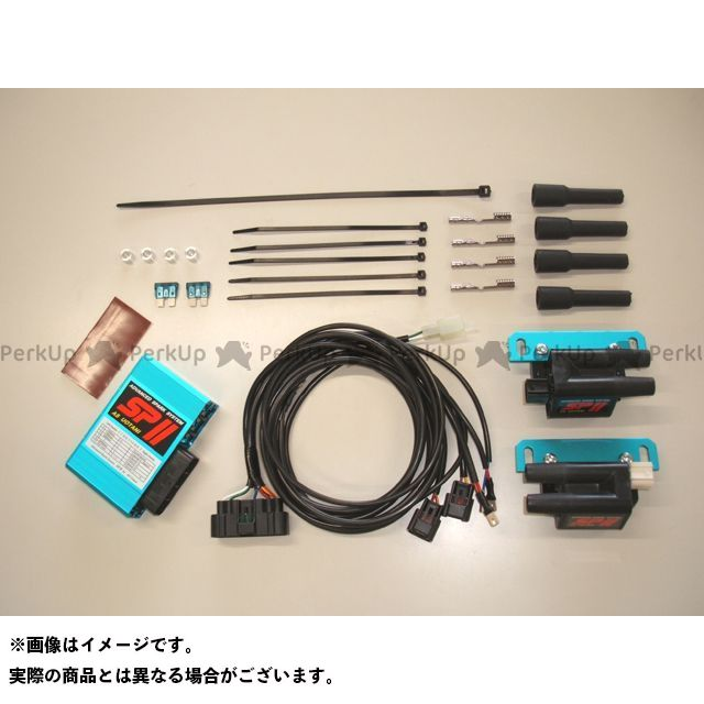 ASウオタニ CBR250RR CDI・リミッターカット SPIIフルパワーキット(H.CBR250RR)