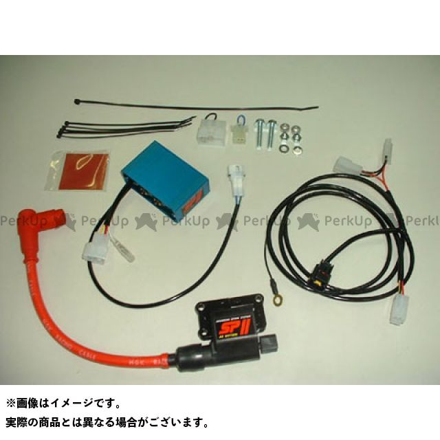 ASウオタニ SR400 SR500 CDI・リミッターカット SPIIフルーパワーキット Y.SR400/500-2