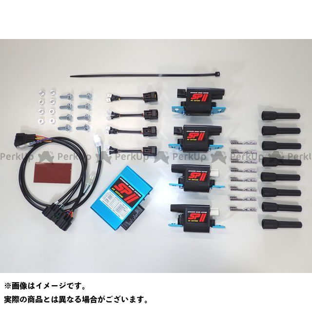 ASウオタニ ゼファー1100 CDI・リミッターカット SPIIフルーパワーキット K.ZEPHYR1100-2