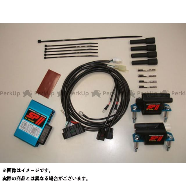 ASウオタニ ZRX400 CDI・リミッターカット SPIIフルパワーキット K.ZRX400-2