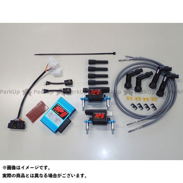 ASウオタニ ゼファー CDI・リミッターカット SPIIフルパワーキット K.ZEPHYR400 コードセット付き