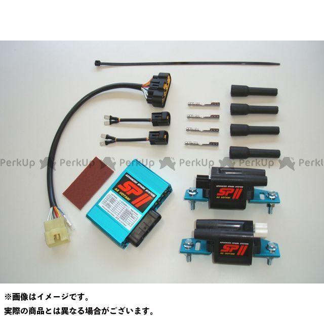 ASウオタニ GPZ400R CDI・リミッターカット SPIIフルパワーキット K.GPZ400R-1