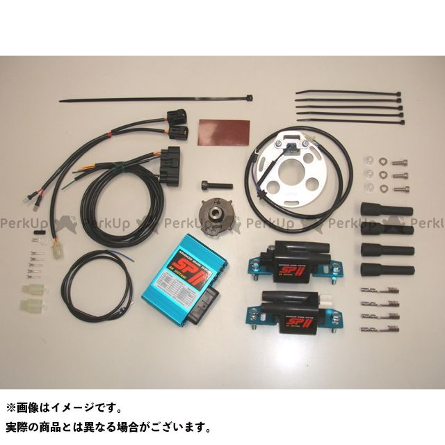 ASウオタニ エーエスウオタニ CDI・リミッターカット SPIIフルパワーキット H.Z750FX2