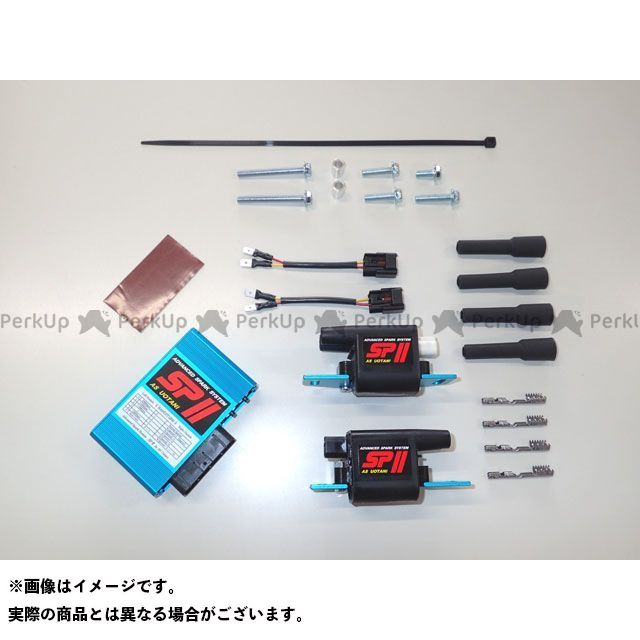 ASウオタニ バンディット1200 CDI・リミッターカット SPIIフルパワーキット S.BANDIT1200-2