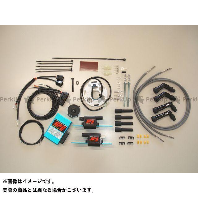 ASウオタニ CB400フォア CDI・リミッターカット SPIIフルパワーキット(H.CB400F、コードセット付)