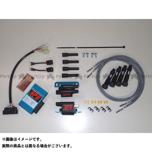 ASウオタニ V45マグナ CDI・リミッターカット SPIIフルパワーキット(H.V45MAGNA コードセット付)
