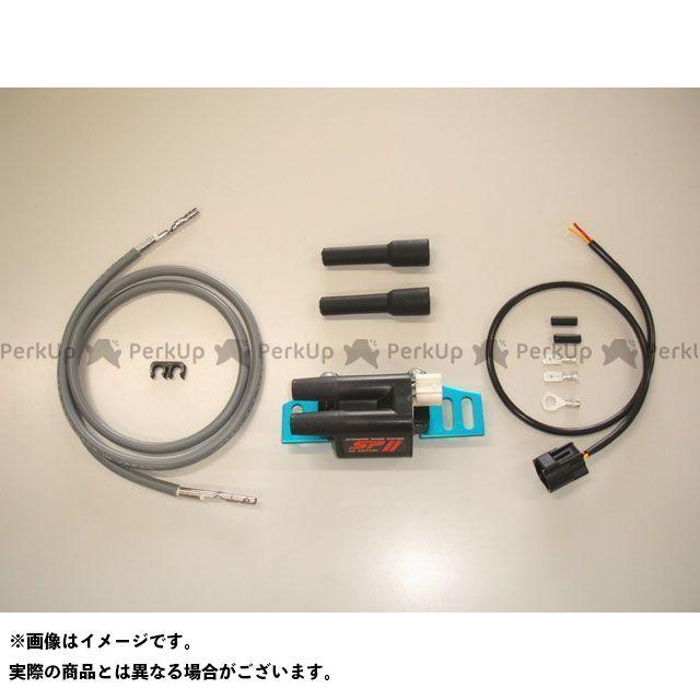 ASウオタニ 汎用 CDI・リミッターカット SPIIハイパワーコイルセット(2P)コード付