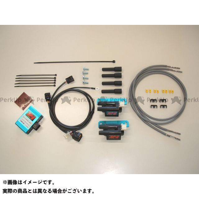 ASウオタニ CB1300スーパーフォア(CB1300SF) CDI・リミッターカット SPIIパワコイルーキット(CB1300SF-FI)