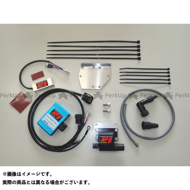 ASウオタニ SR400 CDI・リミッターカット SPIIパワコイルーキット(SR400FI)