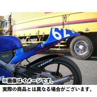 スティングR&D RS125R RS125R用シート(ホワイト) スティングアールアンドディー