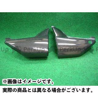 スティングR&D ZRX1100 カウル・エアロ ZRX1100用カーボン製サイドカバー(カーボン) 平織り