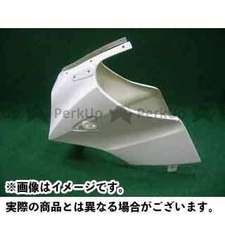 スティングR&D GPZ750R GPZ750R用FRP製アッパーカウル 純正ウインカー使用 カラー:ホワイト スティングアールアンドディー