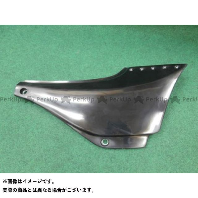 スティングR&D GPZ1100 GPz1100用FRP製サイドカバー(黒) スティングアールアンドディー