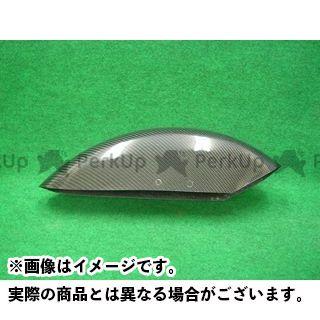スティングR&D GSX1100Sカタナ GSX1100S用カーボンフロントフェンダー(カーボン) カラー:平織り スティングアールアンドディー