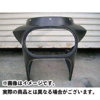 スティングR&D GSX-R1100 カウル・エアロ GSX-R1100用ハーフカウル(86年式形状)/ブラック