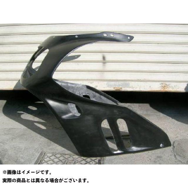 スティングR&D GSX-R750 カウル・エアロ GSX-R750用ハーフカウル(93年式形状) ホワイト