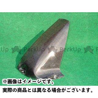 スティングR&D TZR250 TZR250R RS用カーボン製リアフェンダー/3XV(綾織り) スティングアールアンドディー