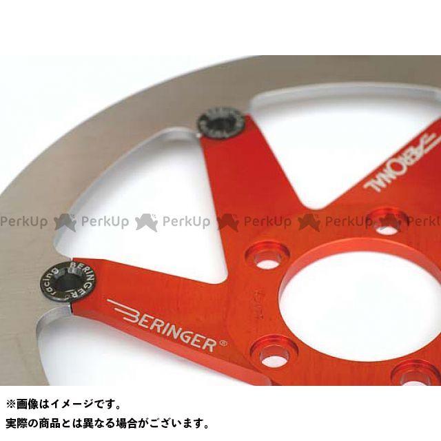 【エントリーで最大P21倍】ベルリンガー GSX-R1000 Fディスク/ステン AERONAL 左 310mm(レッド) BERINGER
