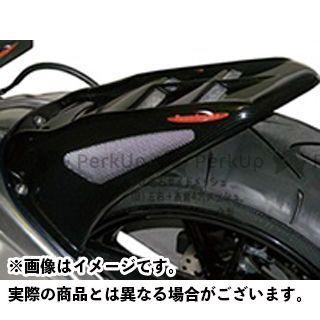パワーブロンズ GSX-R600 GSX-R750 メッシュド・インナーフェンダー M 左右+表面4穴メッシュ カラー:ブラック/シルバー Powerbronze