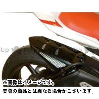 パワーブロンズ YZF-R6 メッシュド・インナーフェンダー M 左右+表面4穴メッシュ カラー:ブラック/シルバー Powerbronze