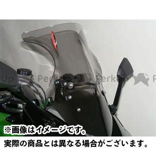 パワーブロンズ ニンジャ1000・Z1000SX スクリーン関連パーツ エアフロー・スクリーン イリジウムシルバー